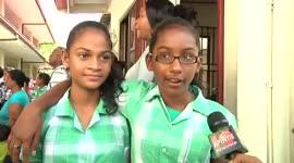 Zesdeklassers GLO krijgen examenresultaten...