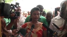 Slachtoffers wilde occupatie bieden petitie aan Nationale Assemblee aan...