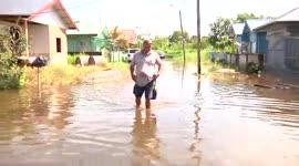 Zware wateroverlast Thakoerweg Tout Lui Faut...