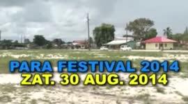 Advocaat Marica stapt naar kortgeding rechter in kwestie Para festival...