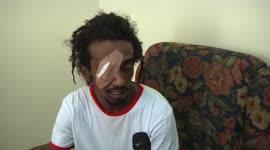 Jongeman doet verhaal over politiemishandeling...