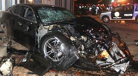 Ingezonden: 2 doden en 4 gewonden bij zware aanrijding (schokkende beelden)...