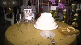 Gouden huwelijk voor Echtpaar Nabibaks - Bunsee...
