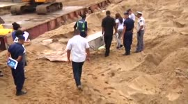 Lichaam verongelukte arbeider South American Industries geborgen...
