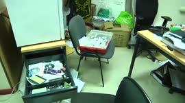 Inbrekers hebben flink huisgehouden bij partijcentrum NPS...