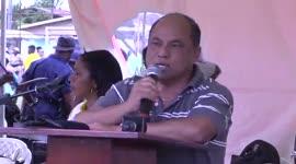 Surinames grootste wandelevenement, de Avond Vierdaagse, is begonnen...