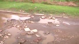 Bewoners Morgenstond willen nu eindelijk aanpak van de wegen...