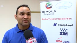DP World Paramaribo organiseerde Go Green Event