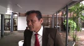 Ondanks gerechtelijke vonnis Sapoen en Chitan niet van plan terug te treden als volksvertegenwoordigers...