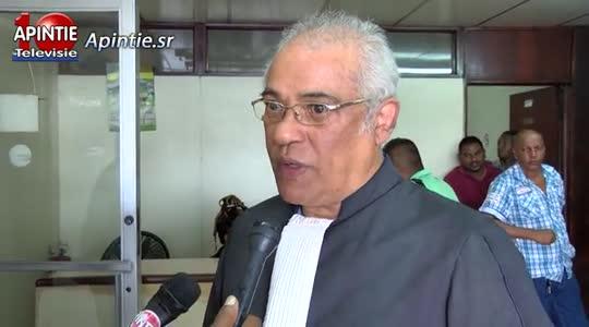 Krijgsraad legt amnestie wet naast zich neer in 8 Decemberstraf proces...