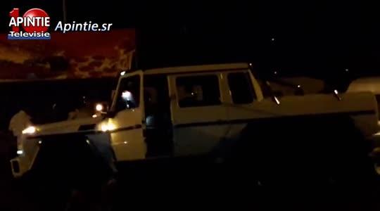 Eigenaar Sabroso doodgeschoten in zijn auto...