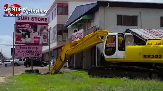 Nos besteeedde aandacht aan situatie in Suriname...