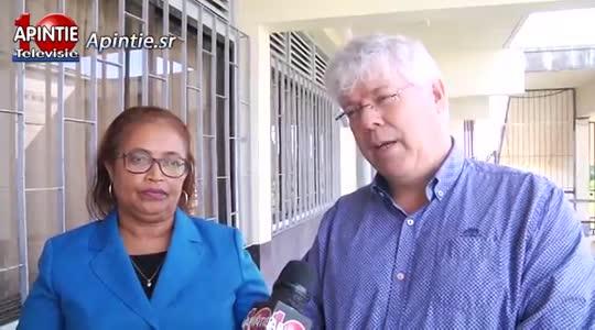 Natin neemt initiatief tot Audiovisuele opleiding in Suriname...